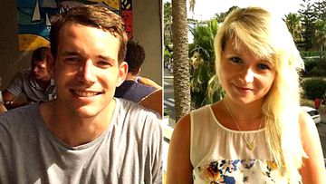 David Miller (24) and Hanna Witheridge (23) were discovered dead in September 2014 on a beach on Koh Tao.
