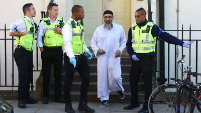 Radical preacher Anjem Choudary released from UK prison