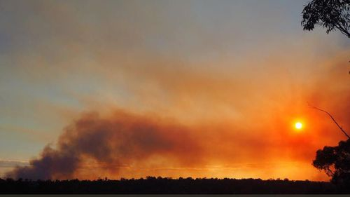 Sydneysiders are set to see some smoke today. (Weatherzone)