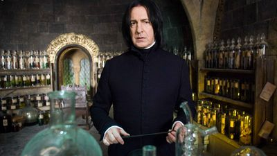 The actor will be remembered by younger fans for his portrayal of the largely malicious teacher Severus Snape in all eight Harry Potter films from 2001 to 2011.