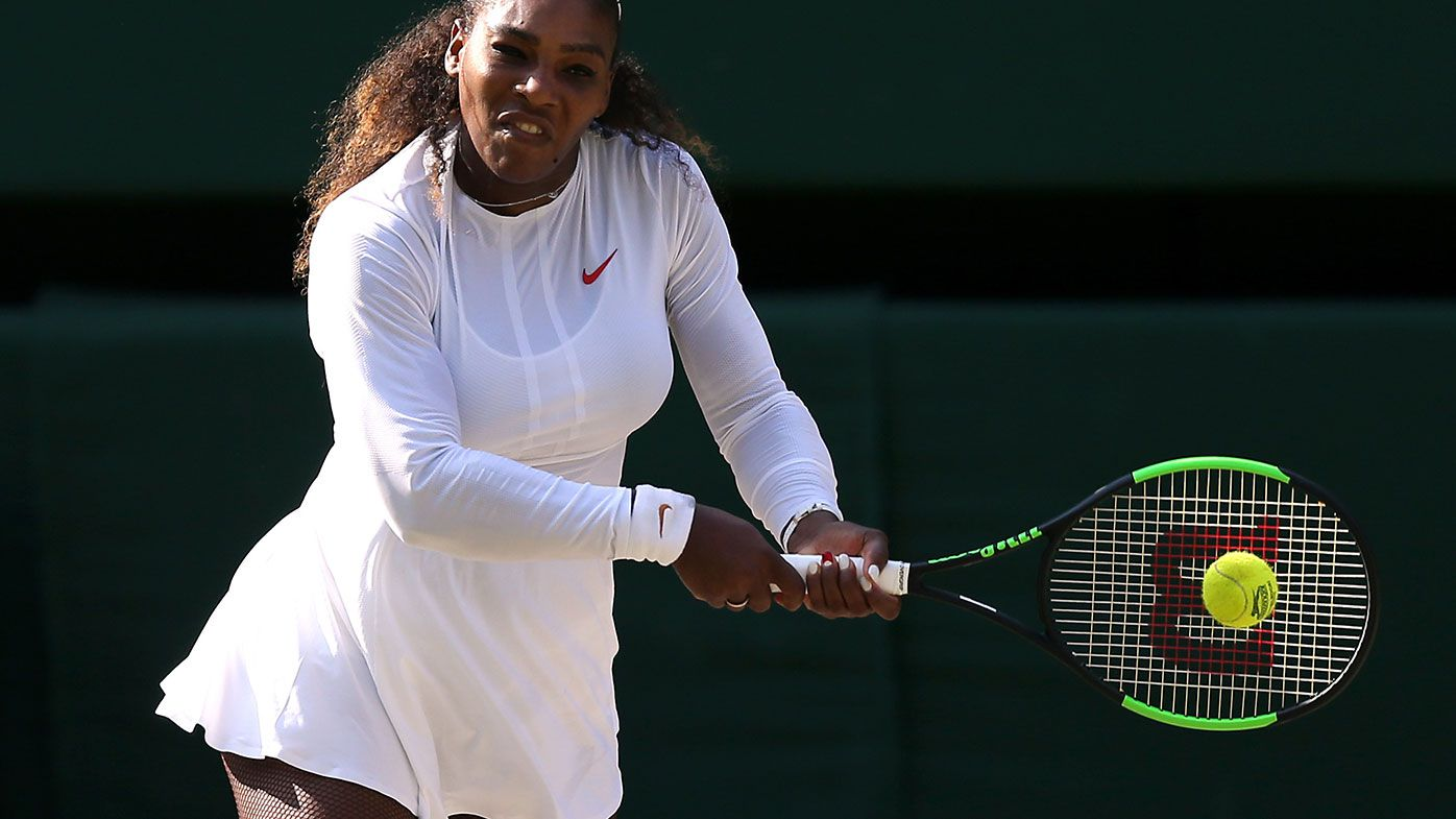 Serena Williams upset over drug testing