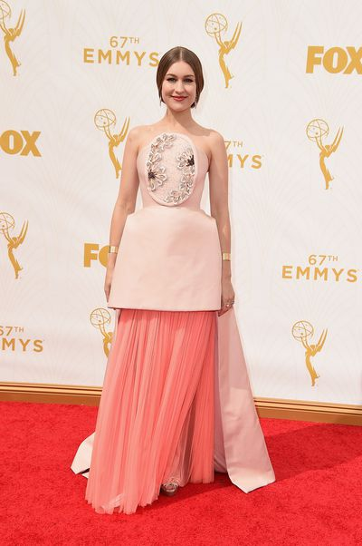 Joanna Newsom in Delpozo.