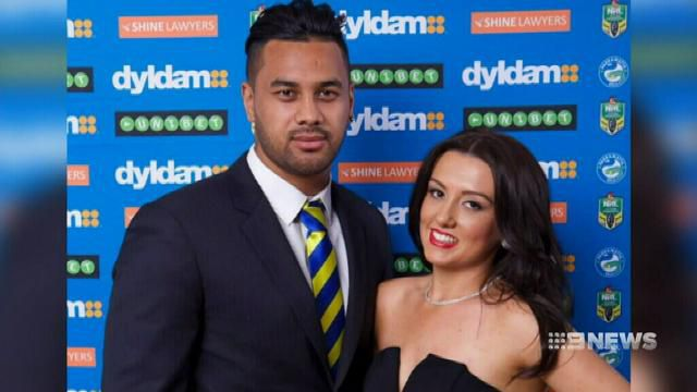 Eels' Edwards on domestic violence charges