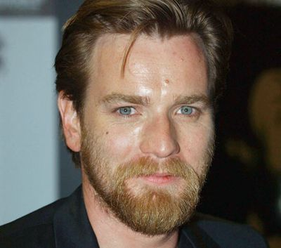 Brown hair, ginger beard. What's with that?