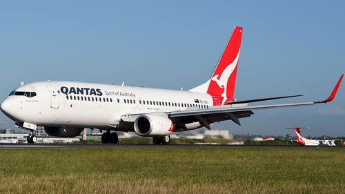 Qantas is one of the airlines which flues the Boeing 737 planes in Australia.