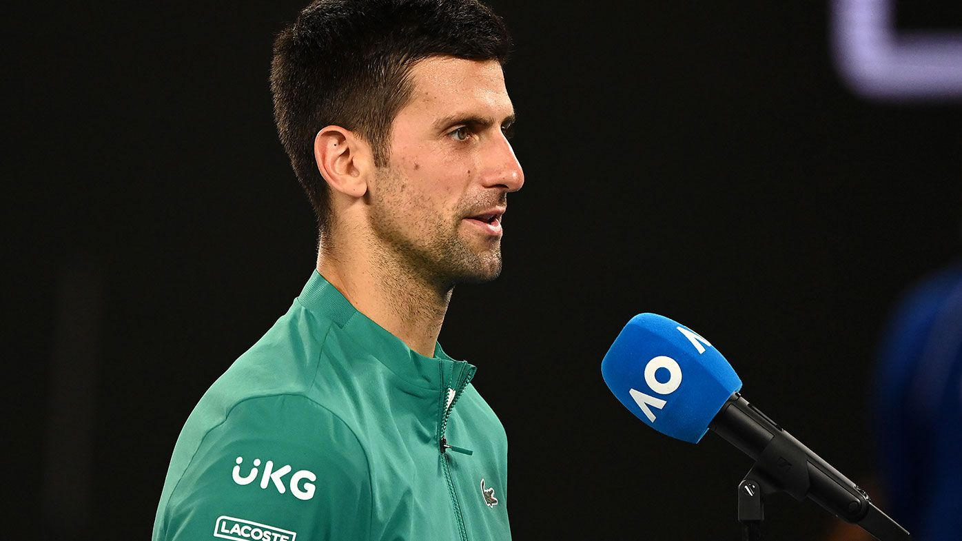 'Best I've felt': Novak Djokovic puts injury woes behind him