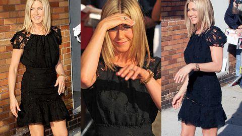 Jennifer Aniston's 'engagement' ring