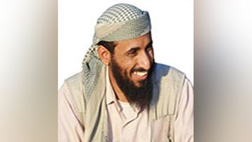 Al-Qaeda's second-in-command has been killed in a US drone strike in Yemen. (Supplied)