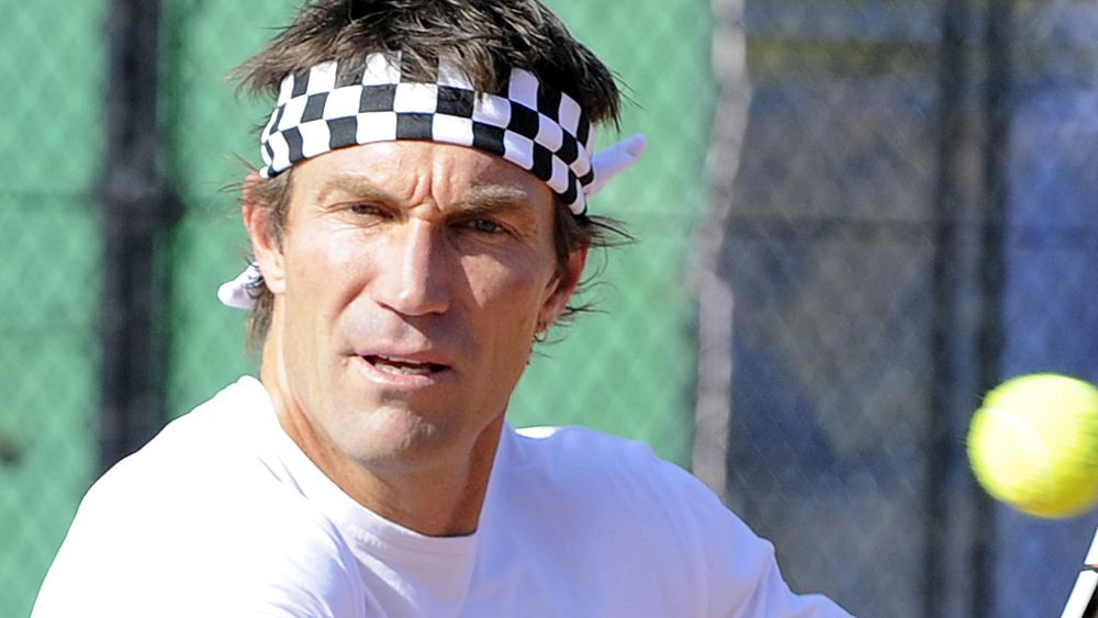 Tennis: Australian Pat Cash headlines Hall of Fame nominations