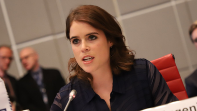 Princess Eugenie condemns human trafficking in powerful speech