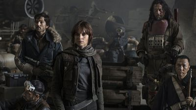 7. Rogue One: A Star Wars Story
