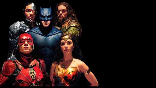 Justice League stars Ben Affleck, Gal Gadot and Jason Momoa and hits Australian cinemas today.