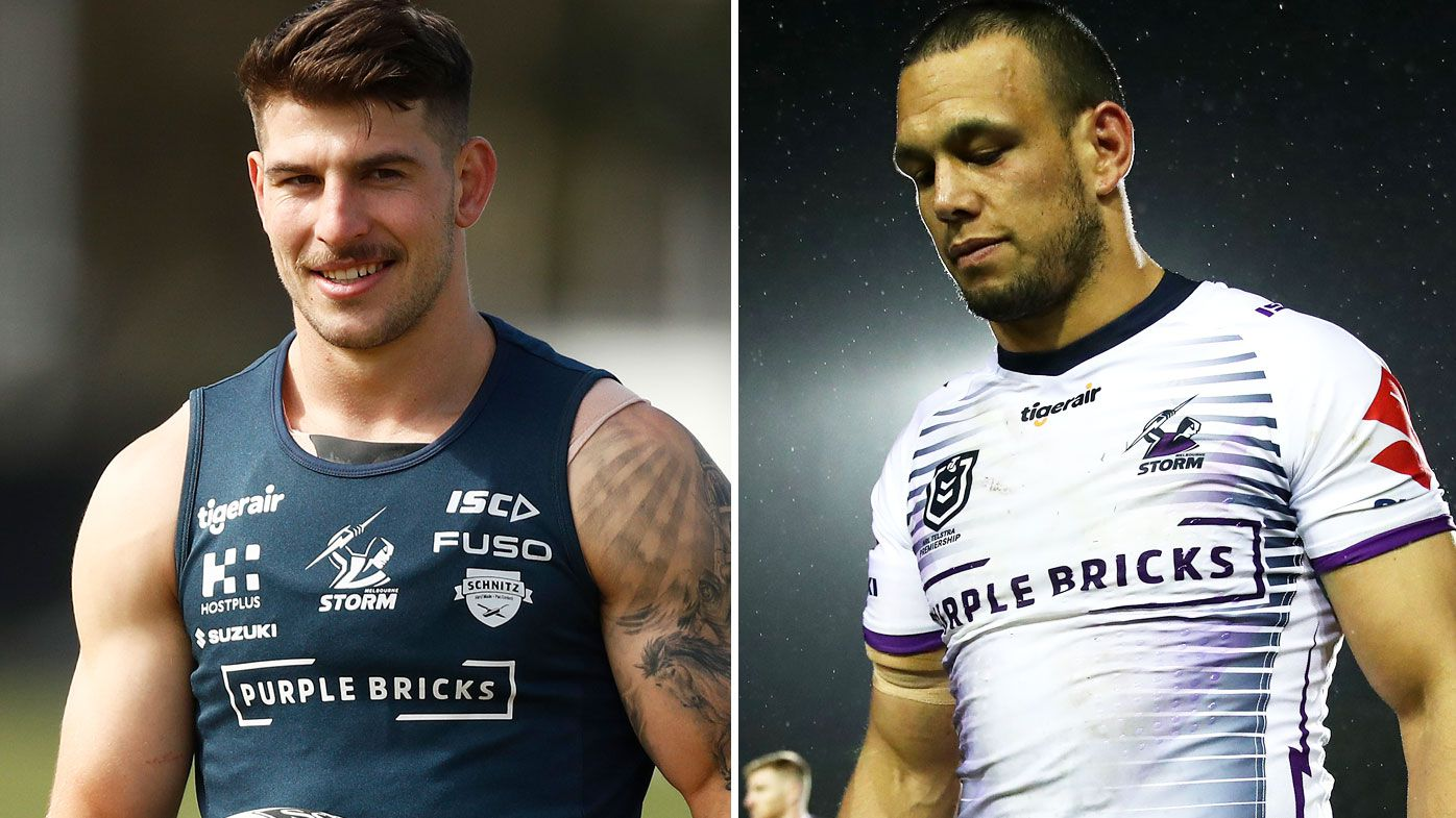 NRL Teams - preliminary finals: Raiders vs Souths, Roosters vs Storm