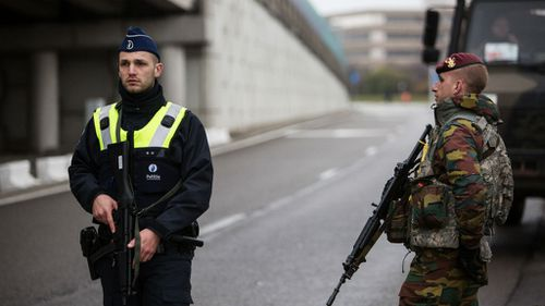 Belgium police carry out fresh raids linked to Brussels attacks