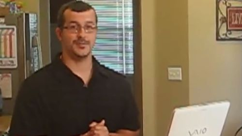 "A YouTube video posted in April 2012 shows Christopher Watts giving a PowerPoint presentation that he titled ""Communication Speech, Relationship Deterioration and Repair."""