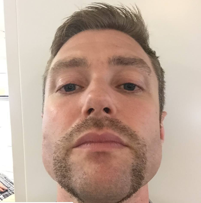 Growing a 'mo' for Movember