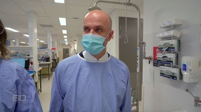 In the last week, Dr John Gerrard from the Gold Coast University Hospital has seen dozens of COVID positive kids come through the hospital doors.