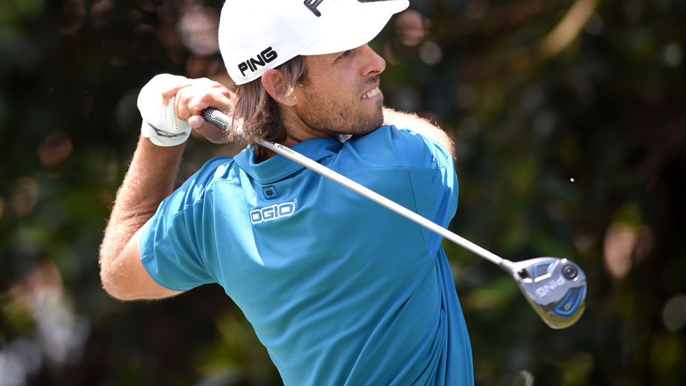 Aaron Baddeley will take on the best in the world in Hawaii. (AAP)