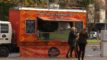 Innovative system to check food trucks are meeting health standards