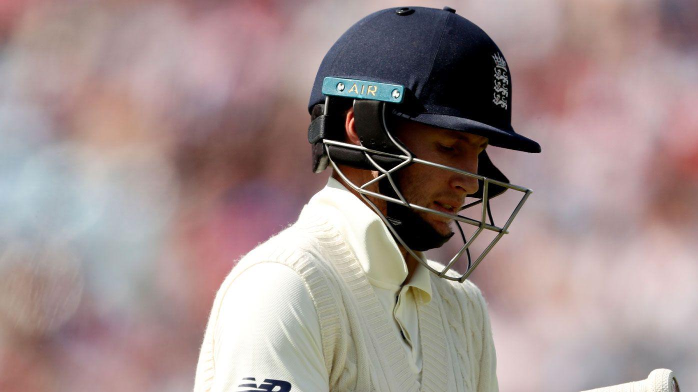Ashes: Test great Ian Healy slams 'brittle' English captain Joe Root