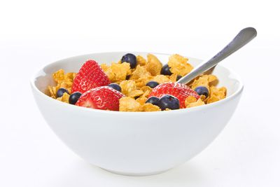 Avoid eating: Many boxed breakfast cereals