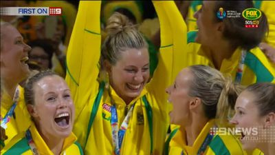 Laura Geitz in shock Commonwealth Games netball return after three-year absence from Australian team