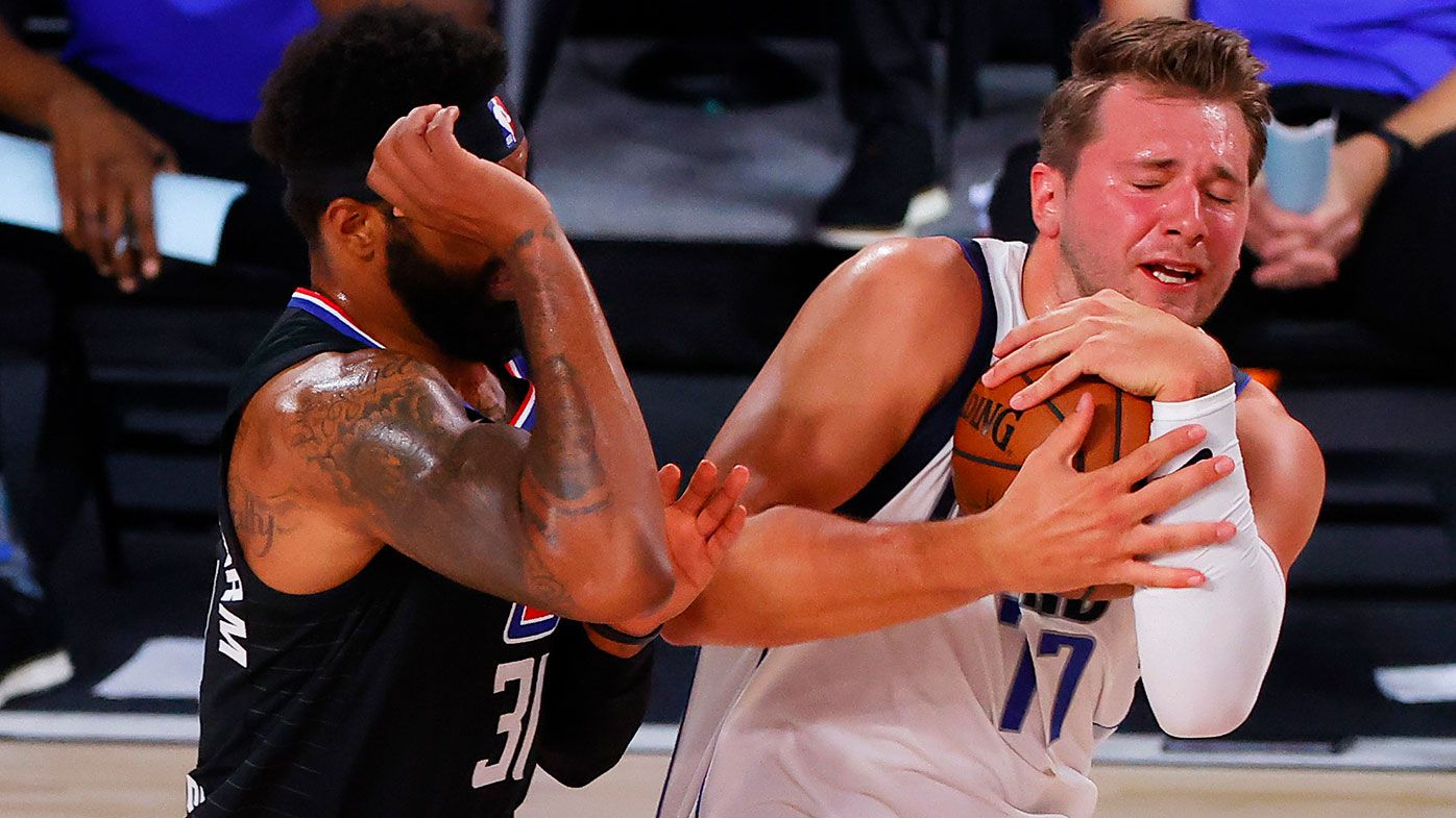 Marcus Morris takes shot at Luka Doncic after Clippers' NBA playoff series victory