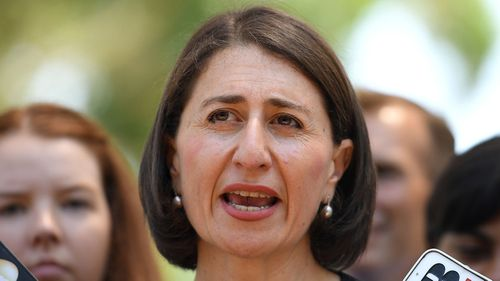 NSW Premier Gladys Berejiklian  has said she 'cares more about people' after the latest mass fish deaths.