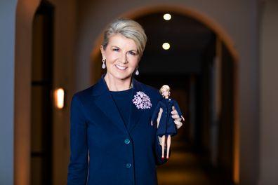 Julie Bishop quit politics in 2018.