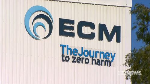 Tradies say they are owed two weeks pay, plus their entitlements after ECM went into voluntary administration.