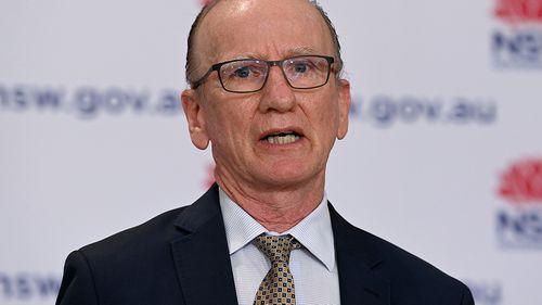 NSW Health Chief Psychiatrist Dr Murray Wright.