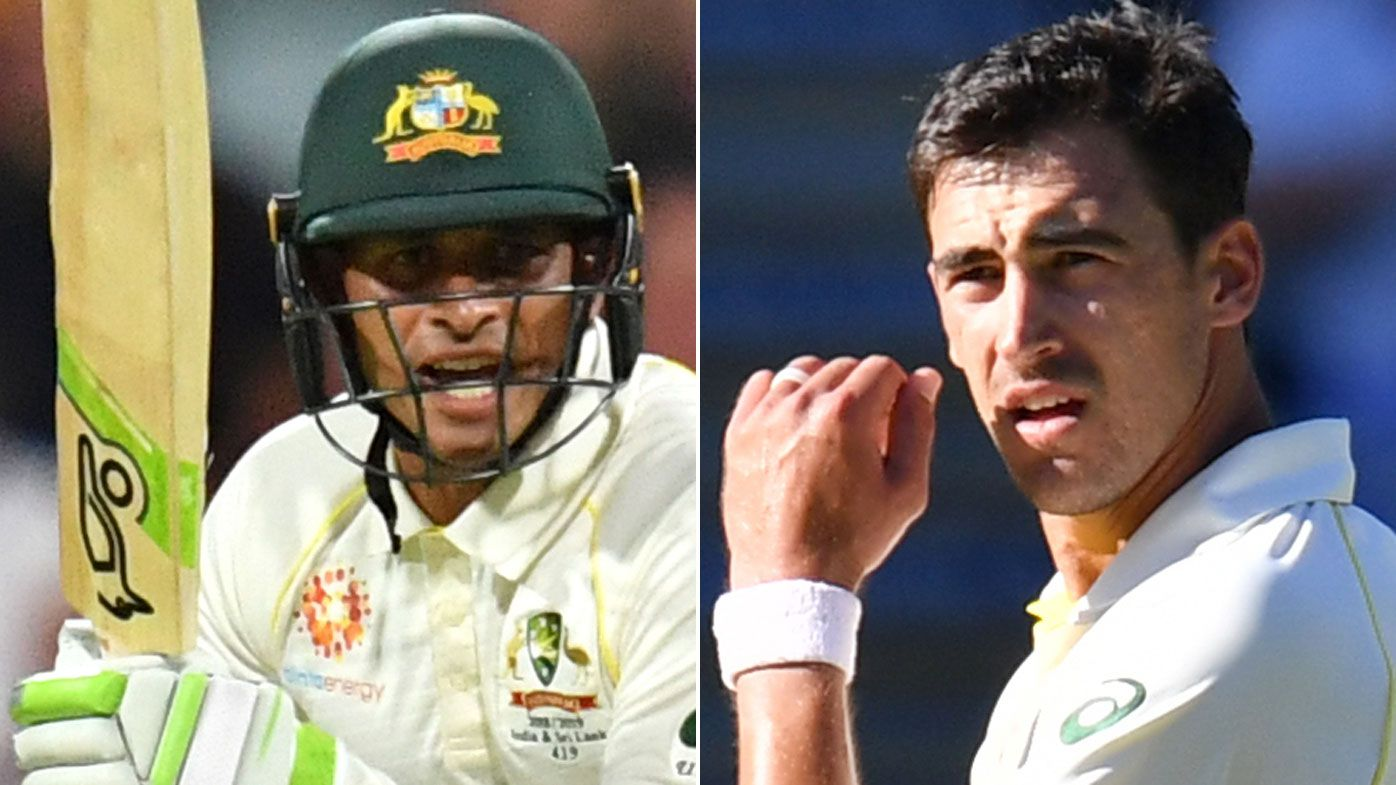 How Usman Khawaja and Mitchell Starc went from stars to axe candidates