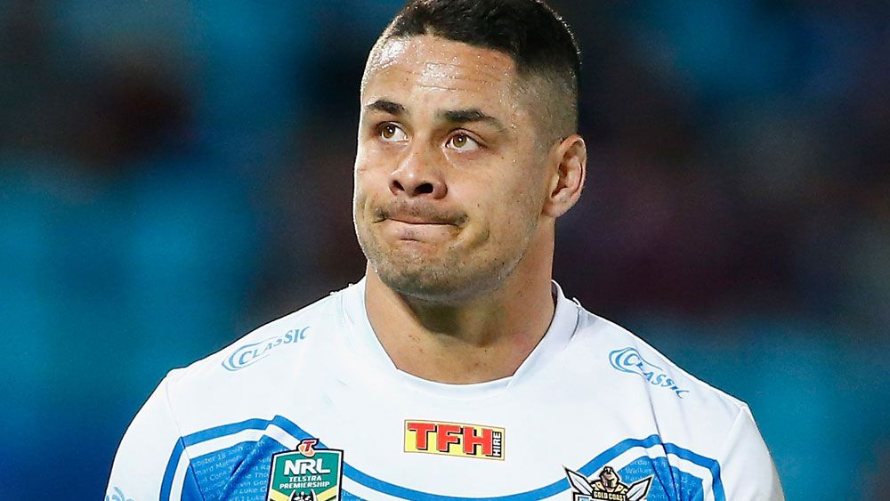 Jarryd Hayne accused of rape in US