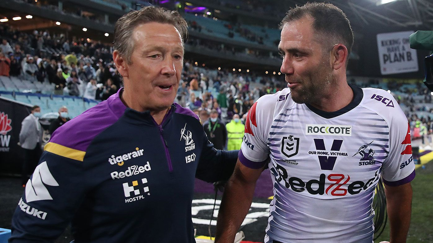 Craig Bellamy admits seeing 'GOAT' Cameron Smith play for a rival would have been 'strange'