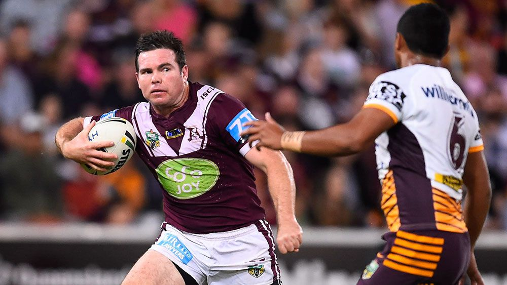 Lyon one of NRL's greatest: Barrett