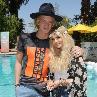 Cody and Alli Simpson