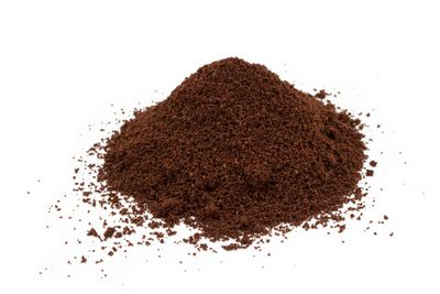 <strong>Coffee grounds</strong>