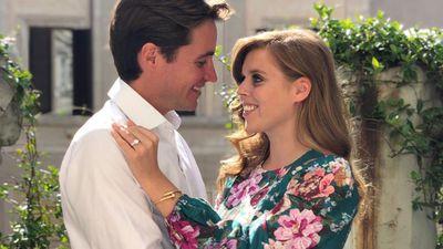 Princess Beatrice and Edoardo Mapelli Mozzi's relationship in pictures