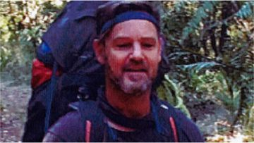 Alexander James is missing in Darkwood bushland after he separated from his group on the weekend.