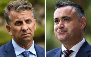 NSW Premier refuses to come down on feuding MPs after 'humiliating' public spat amid race for Eden-Monaro