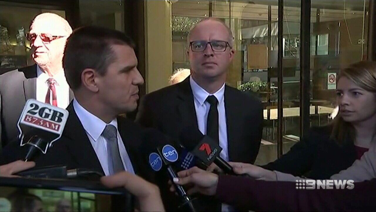 Former Eels boss appears in court