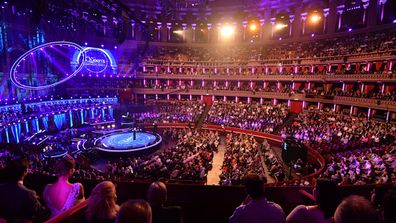 A colossal commonwealth collaboration of music stars came together at Royal Albert Hall. (PA)