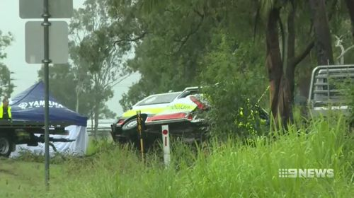 Queensland paramedic death Mackay