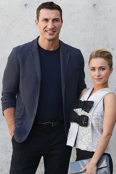 Hayden Panettiere and Wladimir Klitschko split in August last year.