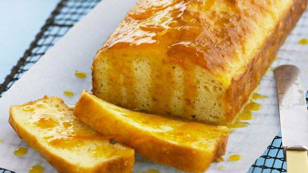 Mandarin syrup cake recipe