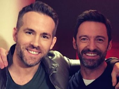 Ryan Reynolds, Hugh Jackman, trolling, birthday message, greeting, Instagram video