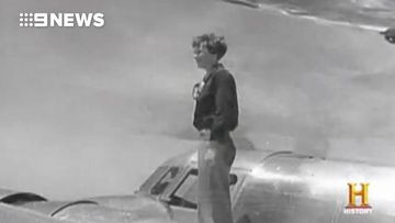 9RAW: New documentary shows possible clue into Amelia Earhart's disappearance