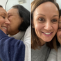 Dimity Clancey's sweet reunion post-lockdown with mum who has dementia