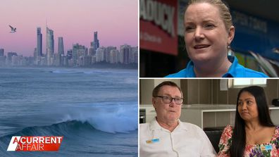 Small businesses fear uncertainty of Queensland borders.