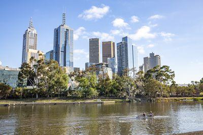No.8 (tie): Melbourne